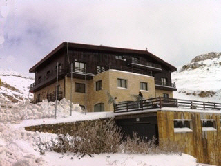 Aux Cimes du Mzaar Boutique Hotel, Faraya ski resort at Lebanon